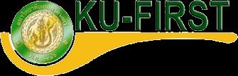 โลโก้(Logo) - ศูนย์วิจัยนวัตกรรมอาหาร ม.เกษตรศาสตร์ - KU-FIRST